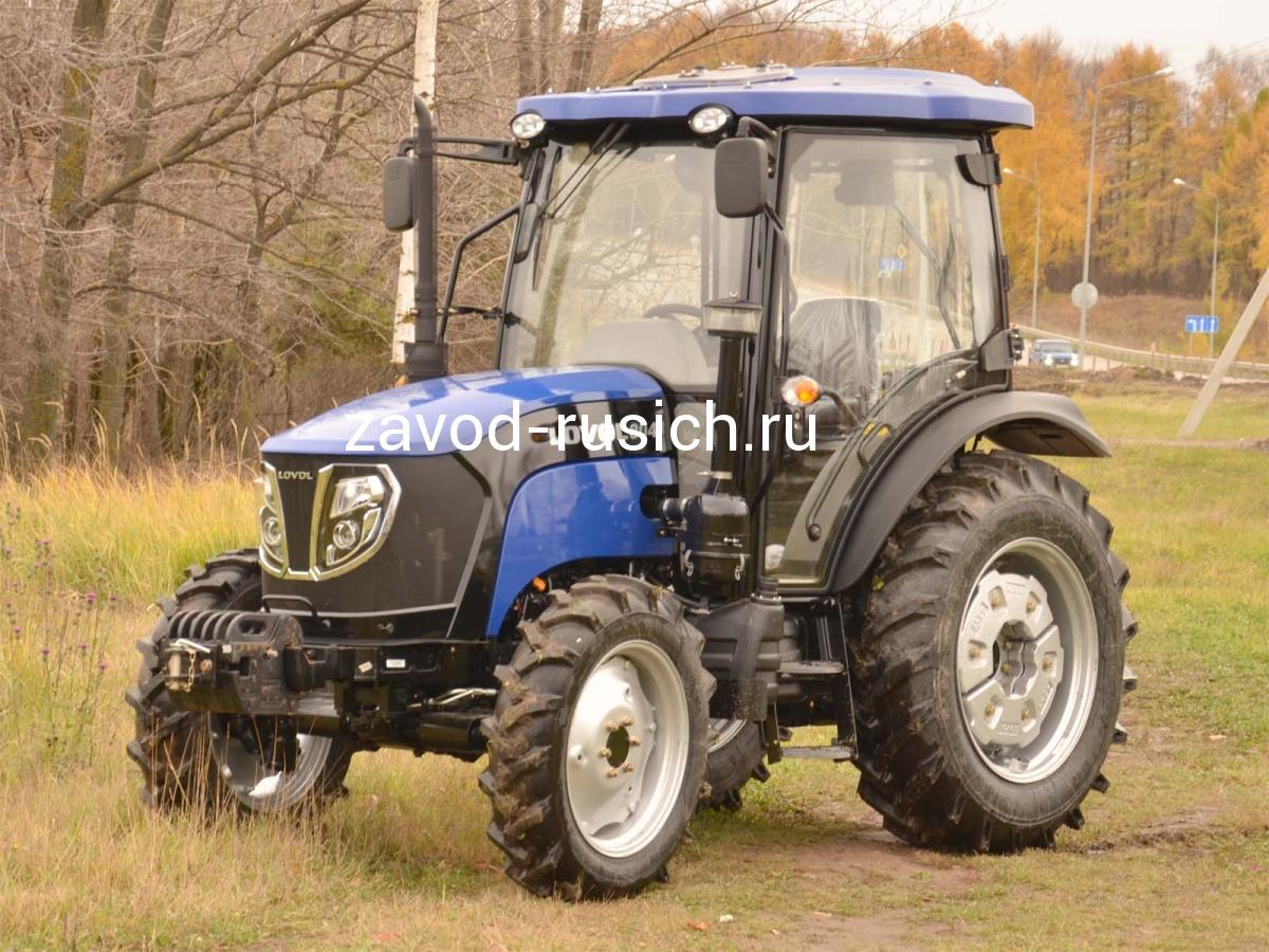 Купить Трактор Lovol TB-804 Generation III по низкой цене. Доставка по России.